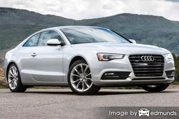 Insurance rates Audi A5 in Mesa