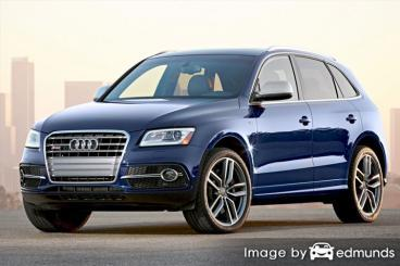 Insurance quote for Audi SQ5 in Mesa