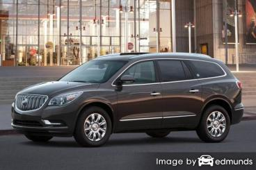 Insurance rates Buick Enclave in Mesa