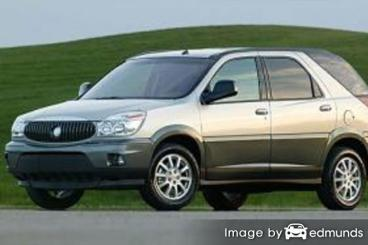 Insurance quote for Buick Rendezvous in Mesa