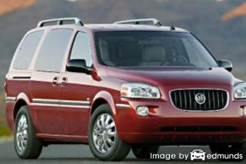 Insurance quote for Buick Terraza in Mesa