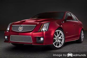 Insurance quote for Cadillac CTS-V in Mesa