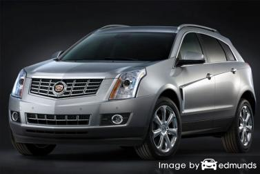 Insurance quote for Cadillac SRX in Mesa