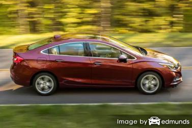 Discount Chevy Cruze insurance