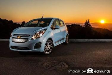 Insurance quote for Chevy Spark EV in Mesa
