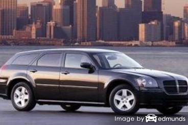 Insurance quote for Dodge Magnum in Mesa