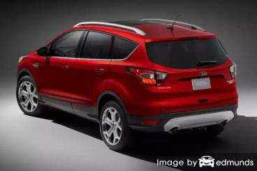 Insurance quote for Ford Escape in Mesa