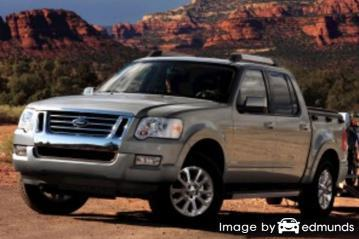 Insurance quote for Ford Explorer Sport Trac in Mesa