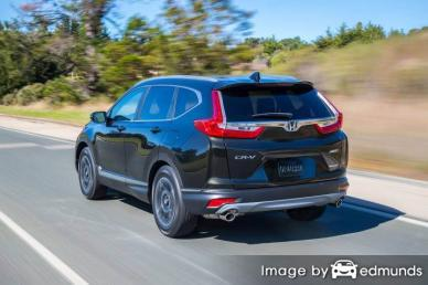 Insurance quote for Honda CR-V in Mesa