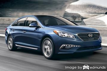 Insurance quote for Hyundai Sonata in Mesa