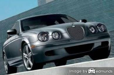 Insurance quote for Jaguar S-Type in Mesa