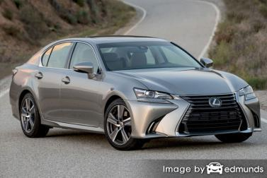 Insurance quote for Lexus GS 200t in Mesa
