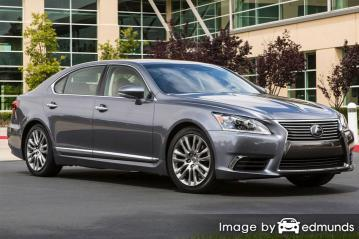 Insurance quote for Lexus LS 460 in Mesa
