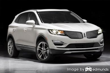 Insurance quote for Lincoln MKC in Mesa