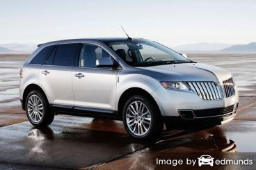 Insurance quote for Lincoln MKT in Mesa