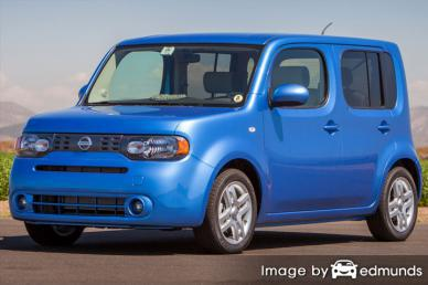 Insurance rates Nissan cube in Mesa