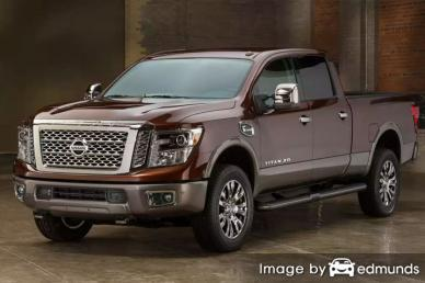 Insurance quote for Nissan Titan XD in Mesa