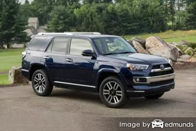 Insurance for Toyota 4Runner