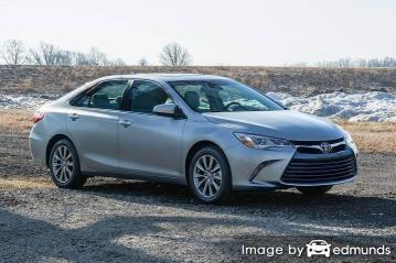 Insurance quote for Toyota Camry in Mesa