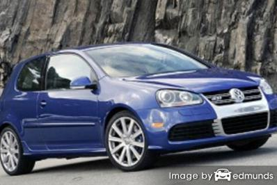 Discount Volkswagen R32 insurance