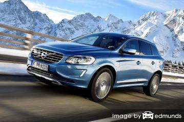 Insurance rates Volvo XC60 in Mesa